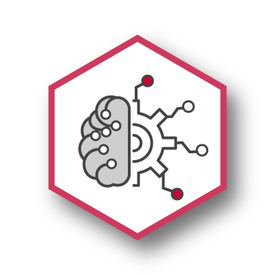 Machine Learning Icon primtec